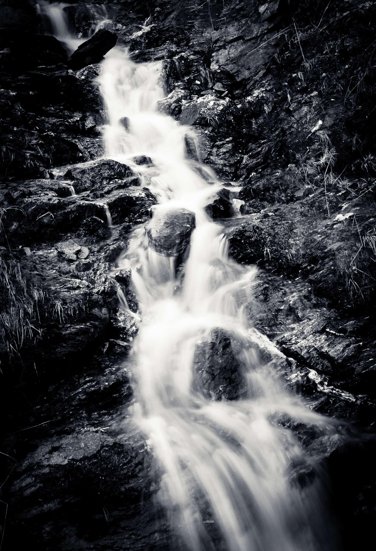 Small Waterfall Mark Johnstone Photography & Design