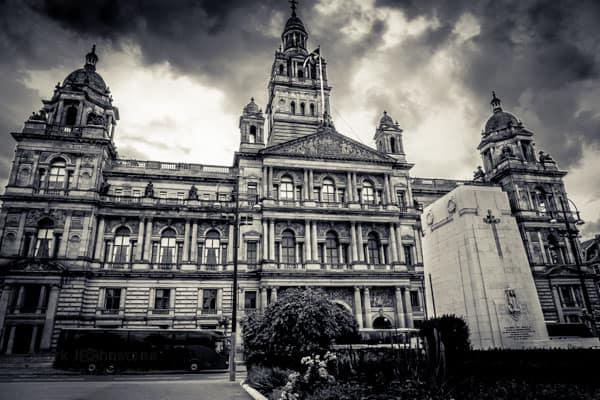 Glasgow City Chambers Mark Johnstone Photography & Design