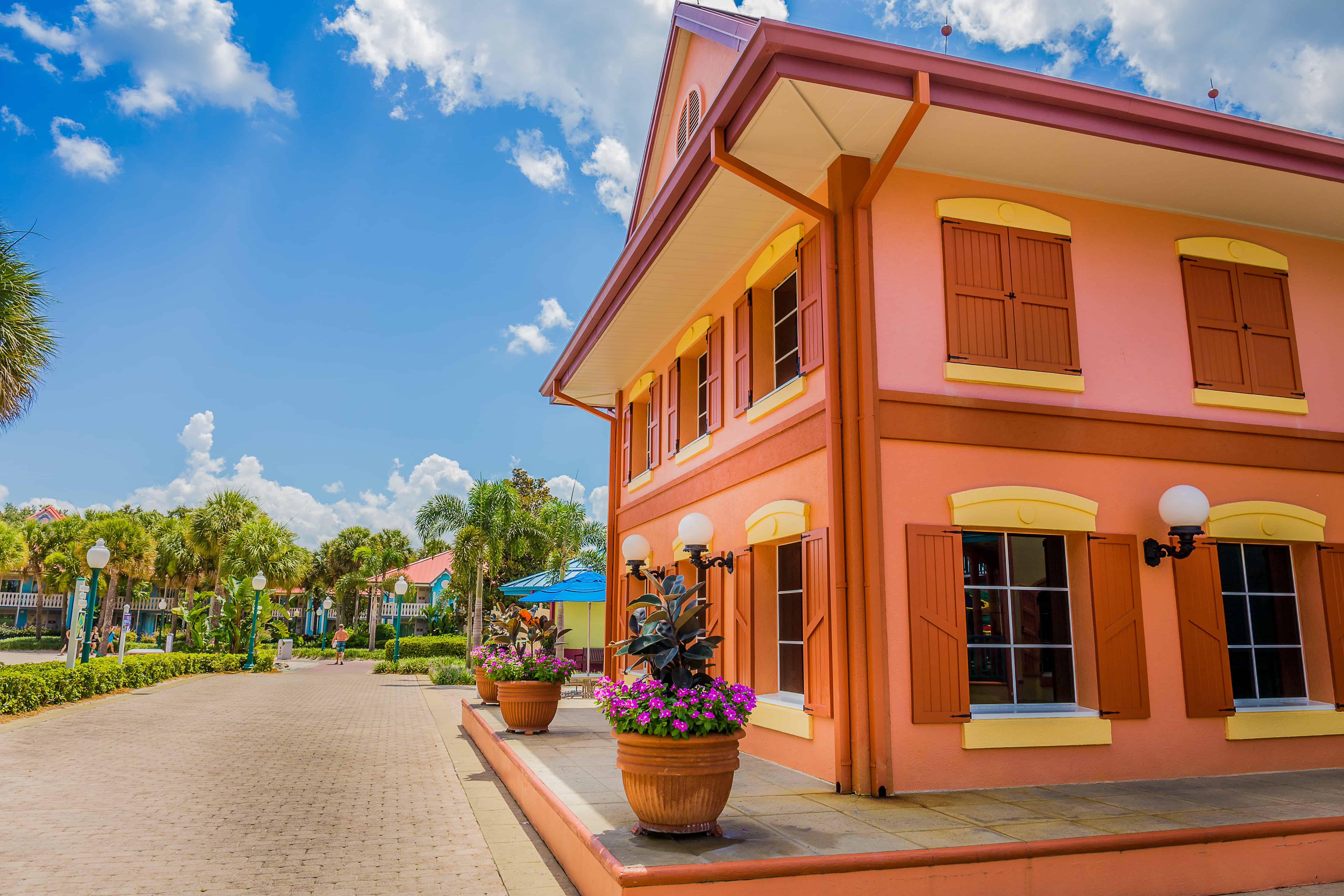 Bright Building Florida Mark Johnstone Photography & Design
