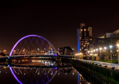 Night on Clyde