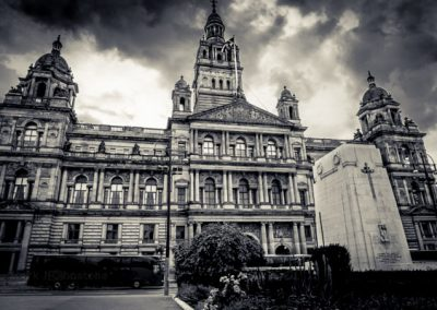 Glasgow City Chambers Mark Johnstone Photography & Design