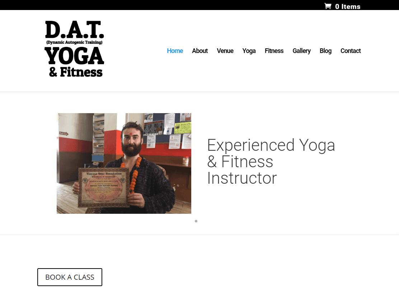 dat-yoga-website-design
