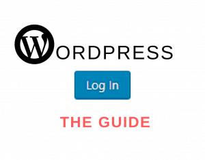 Wordpress the login guide