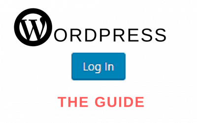 The WordPress Admin Login | The Full Guide