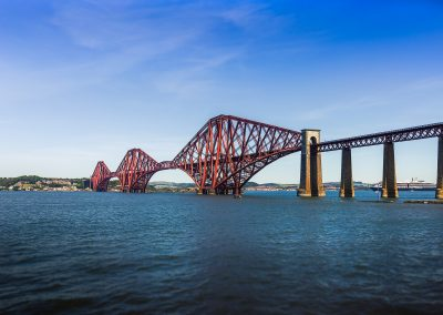 Forth Rail Bridge Edinburgh